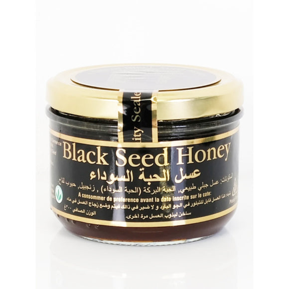 Authentic Black Seed Honey 300g