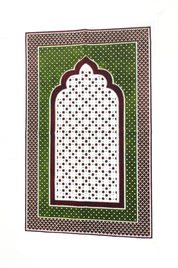 High Quality Soft Turkish Islamic  Prayer Mat