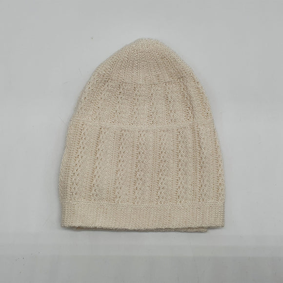 Bamboo Woollen Prayer Hat - almanaar Islamic Store