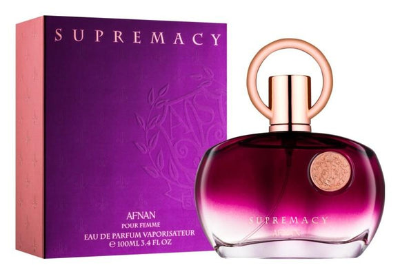 Afnan Supremacy Purple 100ml parfum