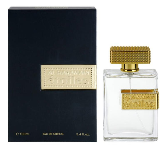 Etoiles Gold Eau de Parfum 100ml by Al Haramain - almanaar Islamic Store