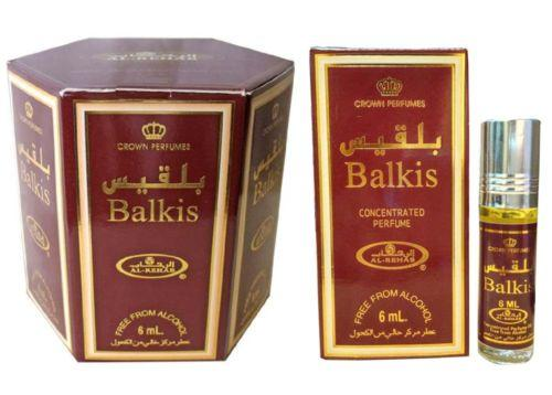 Balkis Perfume Oil 6ml X 6 By Al Rehab - almanaar Islamic Store