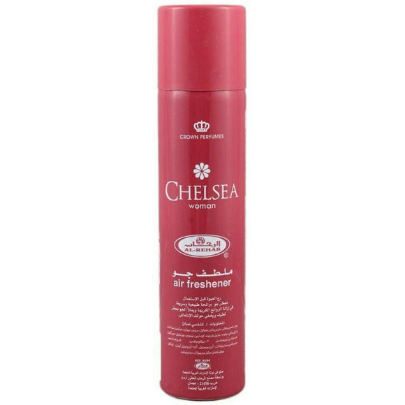 Chelsea Woman Air Freshener 300ml Al Rehab - almanaar Islamic Store