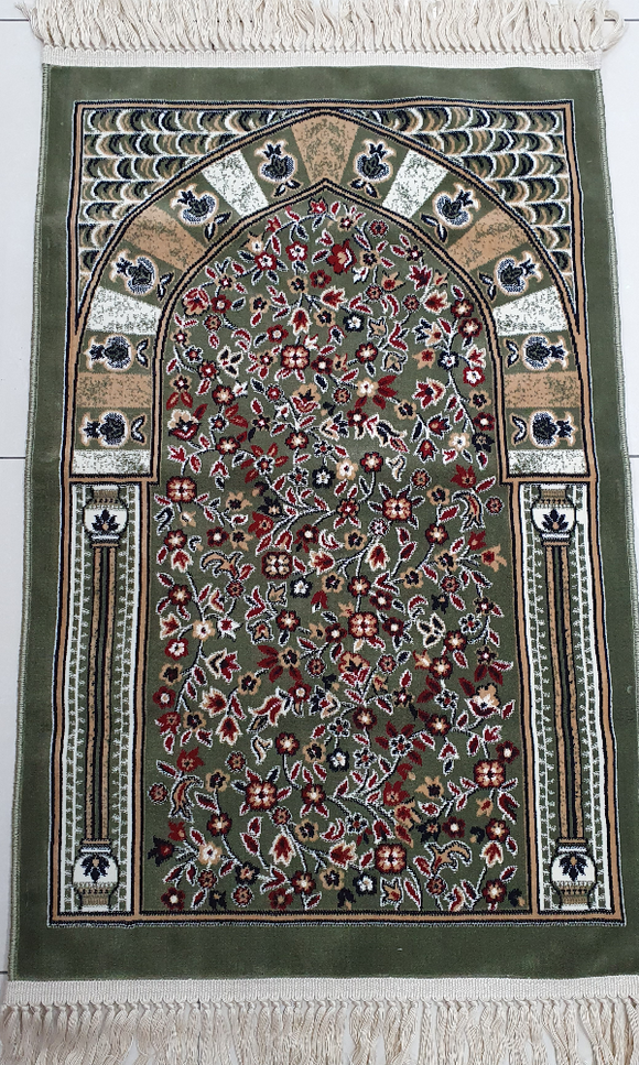 Soft Thick High Quality Prayer Rug