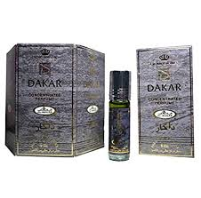 Dakar Perfume Oil 6ml X 6 By Al Rehab - almanaar Islamic Store