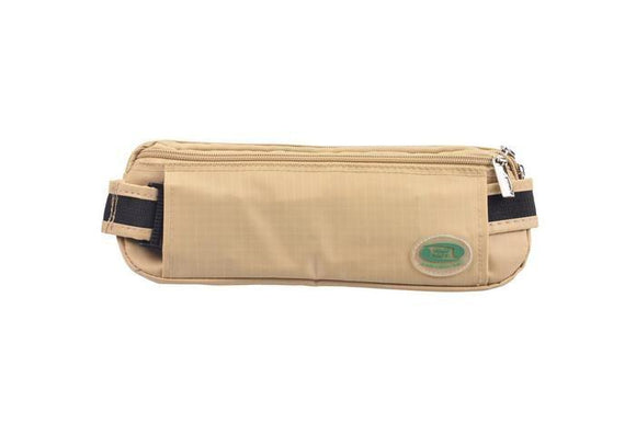 Hajj & Umrah - Anti Theft Waist Bag & Ihram Belt (Medium) - almanaar Islamic Store