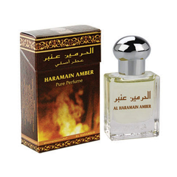 Al Haramain Amber 15ml Perfume Oil Attar