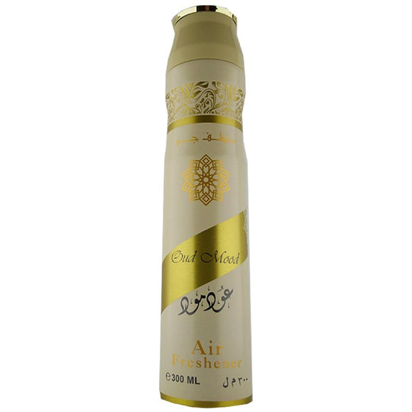 Oud Mood Air Freshener 300ml Lattafa - almanaar Islamic Store