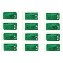 Load image into Gallery viewer, Suturing Doctor™ 2-0 POLYESTER BRAIDED GREEN Training Sutures - 12 Pack