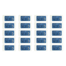 Load image into Gallery viewer, Suturing Doctor™ 5-0 POLYPROPYLENE BLUE Training Sutures - 20 Pack