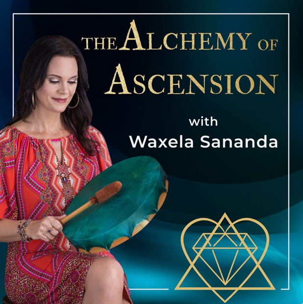 the Alchemy of Ascension Podcast w/Waxela Sananda: Lifting the Veil with the Lucia Light