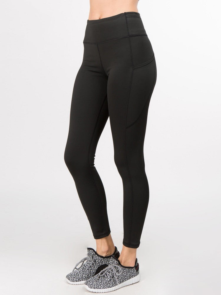 Athletic Leggings // Black
