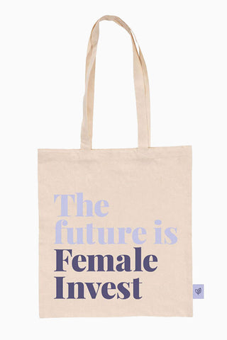 A female empowering tote bag - limited edition
