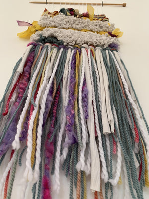 Introduction to Tapestry Weaving - February 6, 2021 (online)