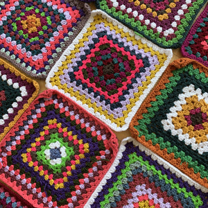 Your Big Winter Project: A Crocheted Blanket! January 19, 2021 (online)