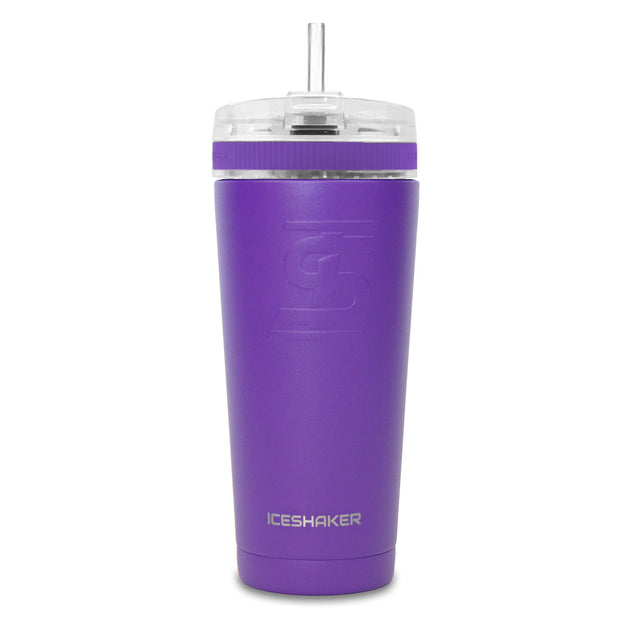 26oz Purple Flex Bottle
