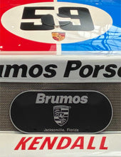 Load image into Gallery viewer, Brumos Front Licence Plate