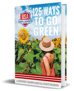 125 Ways To Go Green (eBook)