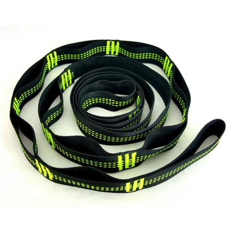 Hang Strap Black and Yellow - ApeSurvival