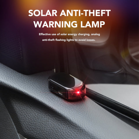 Anti-Theft Security Light for Car