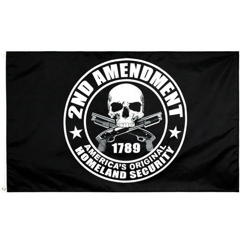 2nd Amendment Rights Flag - ApeSurvival