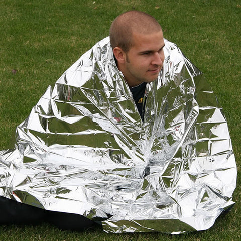 Mylar Survival Blanket - ApeSurvival
