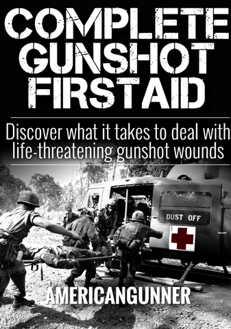 Complete Gunshot First-Aid (eBook)