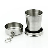 Collapsible Metal Cup - ApeSurvival