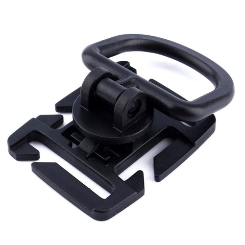 Swivel D-Ring Buckle - ApeSurvival