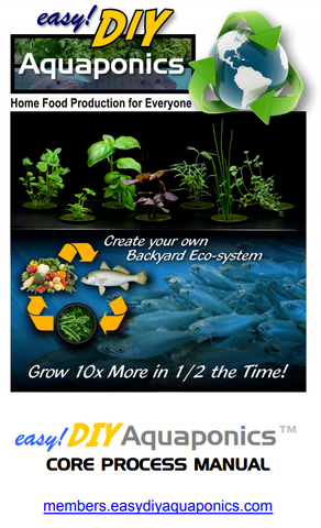 Easy DIY Aquaponics (eBook)