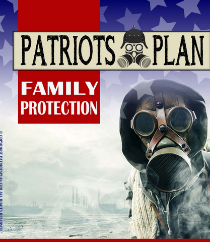 Patriots Plan Family Protection (eBook)