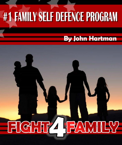 Fight 4 Family, the #1 Family Self Defense Program (eBook)