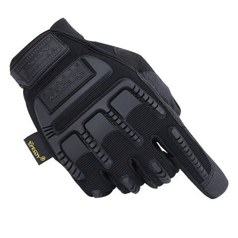 BLK Flexi TAC Gloves - ApeSurvival