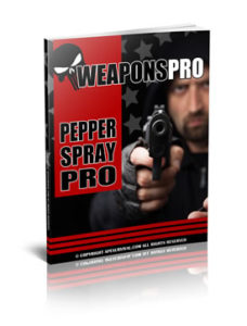 Pepper Spray Pro (eBook)