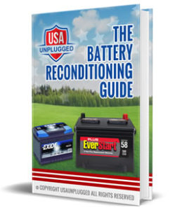 The Battery Reconditioning Guide (eBook)
