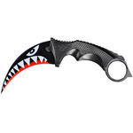 Shark Karambit Knife - ApeSurvival