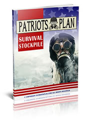 Survival Stockpile Plan (eBook)