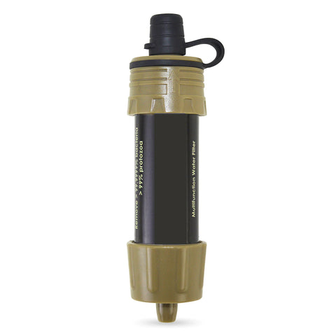 Survival Water Filtration Straw - ApeSurvival