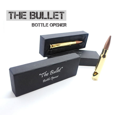 Bullet Bottle Opener - ApeSurvival