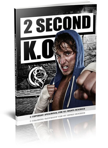 2 Second Knockout! (eBook) - ApeSurvival