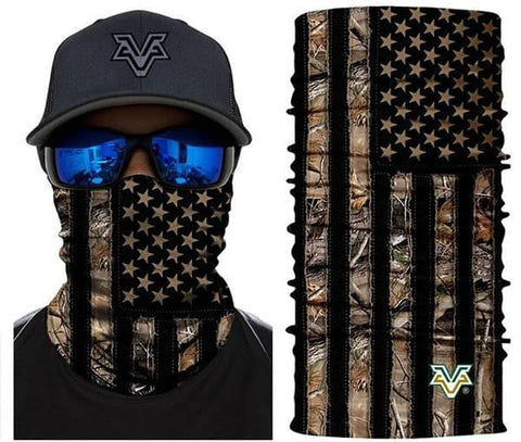 American Woods Face Shield - ApeSurvival