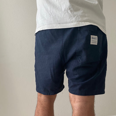 Everyday Shorts (Hemp canvas)