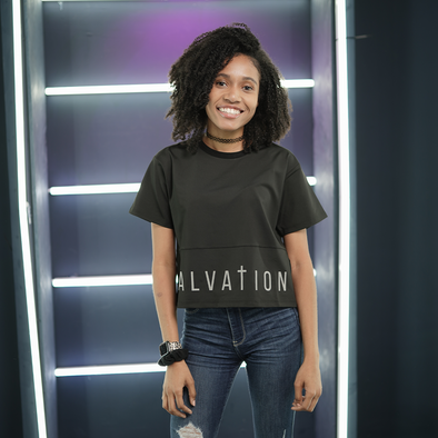T.D. Jakes - Salvation Crop Top