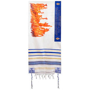 T.D. Jakes - Prayer Shawl - Pentecost