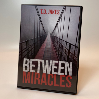 T.D. Jakes - Between Miracles 4 DVDs