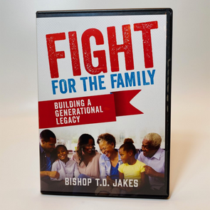 T.D. Jakes - Fight For The Family - 5 DVDs