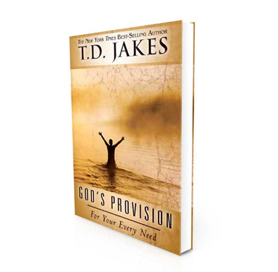 T.D. Jakes - Gods Provision Soft Back Book