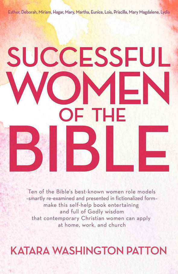 T.D. Jakes - Successful Women of the Bible