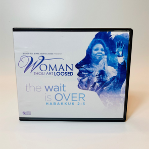 T.D. Jakes - The Wait Is Over WTAL 8 CDs