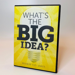 T.D. Jakes - What's the Big Idea? Single DVD